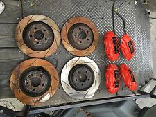 2006-2014 Dodge Charger Challenger 300 Magnum Bembro Calipers with Rotors