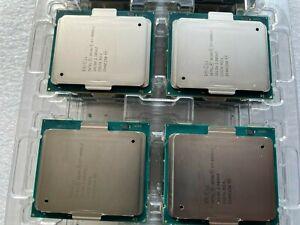 4x Intel Xeon E7-8880V2 15-Core 2.50GHz SR1GH LGA2011 37.5MB Cache Processor CPU