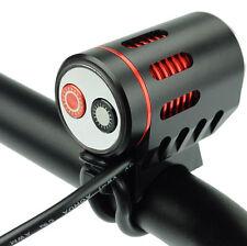 CREE XM-L LED 2000Lm Front Bicycle Light L2 T6 Bike light headlamp head Light
