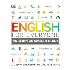 English for Everyone: English Grammar Guide (Library Edition) by DK (author)