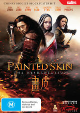 Painted Skin: The Resurrection * NEW DVD * (Region 4 Australia)