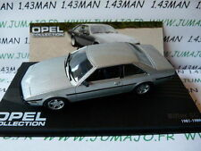 voiture 1/43 IXO eagle moss OPEL collection : BITTER SC 1981/1989