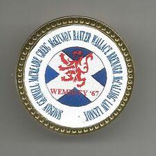 Scotland National Teams Football Badges & Pins Memorabilia