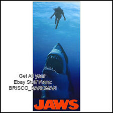 Fridge Fun Refrigerator Magnet JAWS MOVIE Shark Attack Photo D 70s