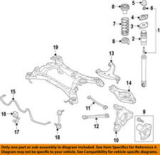 Infiniti OEM 09-12 G37 Convertible Rear, Right Suspension-Lateral Arm 551A01BA0A