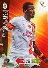 101 Emmanuel Eboue - UEFA Champions League 2012/2013 - Panini Adrenalyn XL (12)