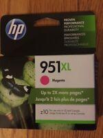 HP 951XL Magenta Ink Cartridge CN047AN Genuine New