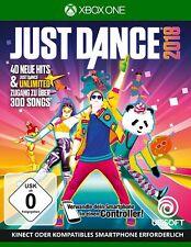 Just Dance 2018 para Xbox One | mercancía nueva | versión alemana!
