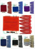 30 PCS Sleepie Elastics Hair Head Bands Snap Clips Hairbands Bobbles SCHOOL SET