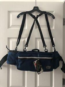 Manhattan Portage Urban Trek Fanny Waist Pack Backpack Supreme Cordura Fabric