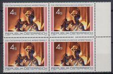 Österreich Austria 1986 ** Mi.1872 Arbeitswelt Stahlarbeiter Steel work [sr1130]