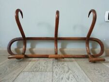 Antique Thonet coat hat Rack Beech wood early 900s