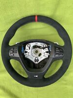 BMW F25 F26 X3 X4  M SPORT ALCANTARA STEERING WHEEL Paddle Shift