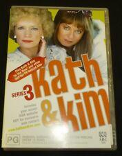 Kath & Kim : Series 3 ( Dvd 2 disc set )