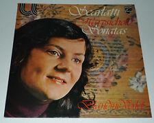 SCARLATTI LP HARPSICHORD SONATAS BLANDINE VERLET NR MINT PHILIPS UK 6581 015