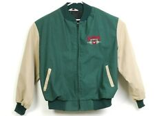 Vintage 90s George Strait Bomber Jacket Coat Men's Size XL WestArk  MADE IN USA