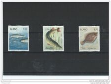 LOT : 122015/495A - ALAND 1990 - YT N° 38/40 NEUF SANS CHARNIERE ** (MNH) GOMME