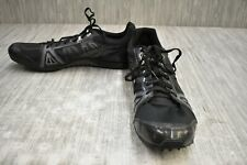 ASICS Hyper XC G509Y Spike Cross Country Running Shoes, Men's Size 15 - Black