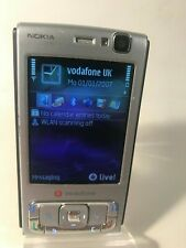 Nokia N95 - Silver (Unlocked) Smartphone Mobile