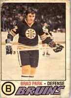 1977-78 O-Pee-Chee Brad Park #190