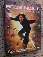 Ross Noble - Unrealtime, comedy (DVD, 2005, 2-Disc Set, Region 4) gbl3