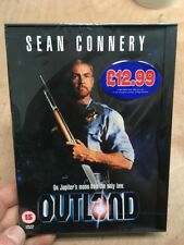Outland-Sean Connery(R2 DVD)New+Sealed Peter Hyams 1981 Original 2001 Release