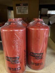 Fuel Water Separator Filter Baldwin BF5813 Lot Of 7