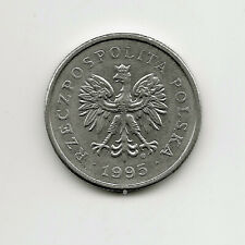 World Coins - Poland 1 Zloty 1995 Coin Y# 282