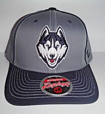 3a02df5295d2a UNIVERSITY OF CONNECTICUT HUSKIES UCONN ADJUSTABLE CAP AUTHENTIC Hat NCAA  ZEPHYR