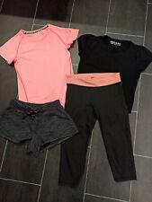 Lot 20 - 4 vêtements de sport fille 14 ans