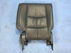 Lexus GX470 Second Row Seat Upper Cushion W/Frame Passenger Side Gray 2003-2009