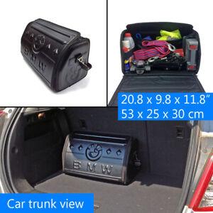 For BMW Car Trunk Cargo Travel Foldable Storage Organizer Bag Box