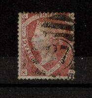 Great Britain SG# 52 Used / Plate 3 / Strong Wmk - S4469