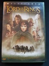 The Lord of the Rings: Fellowship of the Ring (DVD,2002, 2-Disc Widescreen) Gold