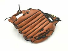Wilson Baseball Gloves Size 9 1/2'' A2794 Leather Brown/Black