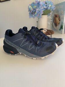 Salomon Speedcross 5 - Womens Trail Running Shoes Size 7.5