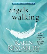 Angels Walking by Karen Kingsbury (2014, CD, Unabridged)