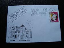FRANCE - enveloppe 24/5/1997 chavanoz (1er jour de la flamme) (cy26) french