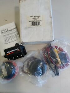 NEW MerCruiser Mercathode System Kit - Part # 88334A2 88334A 2 66632A2 46733A1