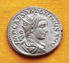 Ancient Roman Elagabal Antoninian, Rare