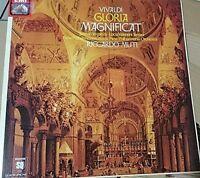 Vivaldi Gloria, RV 611/Magnificat, RV 611 (EMI, quadro) [LP]