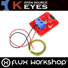Keyes Ceramic Piezo Vibration Sensor Module KY-138 Pi Arduino Flux Workshop