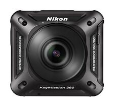 New Nikon KeyMission 360 Action Camera