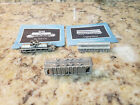 3 Vintage 1988 The Franklin Mint Worlds World's Greatest Railroad Cars Pewter