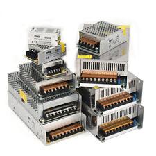 Switching Power Supply DC 5V 12V 24V 36V 48V CCTV LED Strip Source Transformer