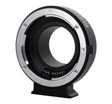 Meike AF Adapter Canon EF/EF-S Objektive an Sony E-Bajonett NEX Alpha