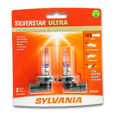 Sylvania SilverStar Ultra High Beam Headlight Bulb for Chevrolet Trailblazer pk