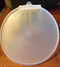 "Vintage Tupperware Replacement SEAL LID COVER Only #230 ""Z""~ SEAL IMAGE~ 8.75"""