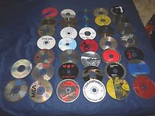 BULK LOT OF 61 ALTERNATIVE HARD ROCK, METAL, MUSIC CD'S DISCS ONLY NO CASES