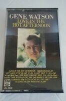 Capitol Records Gene Watson: Love In The Hot Afternoon  Cassette Tape